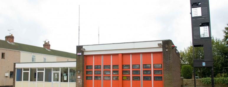 Askern fire station