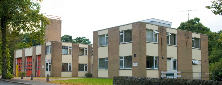 This is a photo of Rivelin fire station